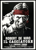 "Movie Posters:Academy Award Winner, The Deer Hunter (Universal, 1978). Italian 2 - Folio (39"" X 55"").Academy Award Winner...."