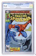 Modern Age (1980-Present):Superhero, The Amazing Spider-Man #200 Double Cover (Marvel, 1980) CGC NM/MT9.8 White pages....
