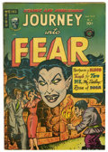 Golden Age (1938-1955):Horror, Journey Into Fear #6 (Superior, 1952) Condition: VF-....