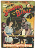 Golden Age (1938-1955):Religious, Picture Stories from the Bible New Testament #1 (EC, 1946)Condition: FN-....