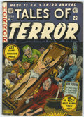Golden Age (1938-1955):Horror, Tales of Terror Annual #3 (EC, 1953) Condition: FN-....