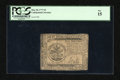 Colonial Notes:Continental Congress Issues, Continental Currency May 20, 1777 $5 PCGS Fine 15....