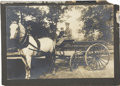 Photography:Cabinet Photos, Mammoth Plate Photograph of United States Express Company Wagon#1260, circa 1905-1910. ...