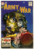 Silver Age (1956-1969):War, Our Army at War #81 (DC, 1959) Condition: FR....