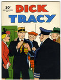 Golden Age (1938-1955):Crime, Large Feature Comic (Series II) #3 Dick Tracy (Dell, 1942) Condition: FN/VF....