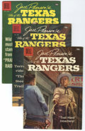 Silver Age (1956-1969):Western, Jace Pearson's Tales of the Texas Rangers File Copies Group (Dell,1957-58) Condition: Average VF/NM.... (Total: 7 Comic Books)