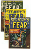 Golden Age (1938-1955):Horror, Haunt of Fear Group (EC, 1950-54) Condition: Average QualifiedFN.... (Total: 28 Comic Books)