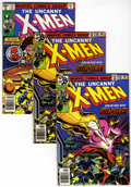 Modern Age (1980-Present):Superhero, X-Men Group (Marvel, 1978-86) Condition: Average FN/VF.... (Total:33 Comic Books)