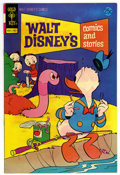 Bronze Age (1970-1979):Cartoon Character, Walt Disney's Comics and Stories #406 Signed by Carl Barks (GoldKey, 1974) Condition: VF/NM....