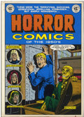Books:Hardcover, Horror Comics of the 1950's (Nostalgia Press, 1971)....