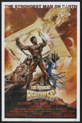 "Movie Posters:Adventure, Hercules (MGM/UA, 1983). One Sheet (27"" X 41""). Adventure...."
