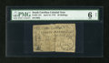 Colonial Notes:South Carolina, South Carolina April 10, 1778 20s PMG Good 6 Net....