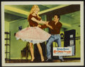 "Movie Posters:Mystery, Come Dance With Me! (Kingsley International, 1960). Lobby Cards (4)(11"" X 14""). Mystery.... (Total: 4 Items)"