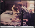 "Movie Posters:Horror, The Exorcist (Warner Brothers, 1974). Mini Lobby Card Set of 8 (8"" X 10""). Horror.... (Total: 8 Items)"