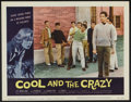 "Movie Posters:Bad Girl, The Cool and the Crazy (American International, 1958). Lobby CardSet of 8 (11"" X 14""). Bad Girl.... (Total: 8 Items)"