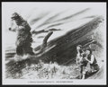 "Movie Posters:Science Fiction, Godzilla vs. the Smog Monster (American International, R-1979).Television Stills (4) (8"" X 10""). Science Fiction.... (Total: 4Items)"