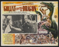 "Movie Posters:Adventure, Goliath and the Dragon (MGM, 1960). Mexican Lobby Card (12.5"" X16""). Adventure...."