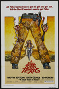 "Movie Posters:Adventure, A Small Town in Texas (American International, 1976). One Sheet(27"" X 41""). Adventure...."