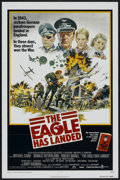 """Movie Posters:War, The Eagle Has Landed (Columbia, 1976). One Sheet (27"""" X 41"""").War...."""