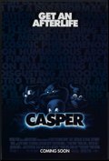 "Movie Posters:Comedy, Casper (Universal, 1995). One Sheet (27"" X 40"") Advance. Comedy...."
