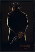 "Movie Posters:Academy Award Winner, Unforgiven (Warner Brothers, 1992). One Sheet (27"" X 40"") Advance.Academy Award Winner...."