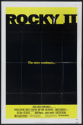 "Movie Posters:Sports, Rocky II (United Artists, 1979). One Sheet (27"" X 41""). Sports...."