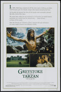 "Movie Posters:Adventure, Greystoke: The Legend of Tarzan, Lord of the Apes (Warner Brothers,1983). One Sheet (27"" X 41""). Adventure...."
