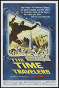 """Movie Posters:Science Fiction, The Time Travelers (American International, 1964). One Sheet (27"""" X41""""). Science Fiction...."""