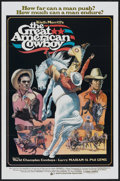 "Movie Posters:Documentary, The Great American Cowboy (American National Enterprises, 1973). One Sheet (27"" X 41""). Documentary...."