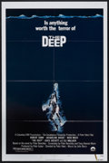 "Movie Posters:Adventure, The Deep (Columbia, 1977). One Sheet (27"" X 41"") Style B.Adventure...."