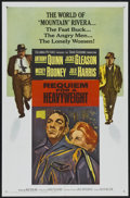 """Movie Posters:Sports, Requiem for a Heavyweight (Columbia, 1962). One Sheet (27"""" X 41""""). Sports...."""