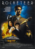 """Movie Posters:Action, The Rocketeer (Touchstone, 1991). German A1 (23"""" X 33""""). Action...."""