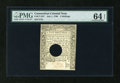 Colonial Notes:Connecticut, Connecticut July 1, 1780 5s PMG Choice Uncirculated 64 EPQ....