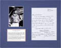 """Autographs:Celebrities, Charles Lindbergh Autograph Letter Signed """"Charles A.Lindbergh"""". One page, 8.5"""" x 11"""", Hawaii, February 9, 1969...."""