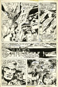 Original Comic Art:Panel Pages, Dave Cockrum Giant-Size X-Men #1 page 30 Original Art(Marvel, 1975)....