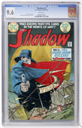 Bronze Age (1970-1979):Miscellaneous, The Shadow #2 (DC, 1974) CGC NM+ 9.6 White pages....