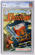 Bronze Age (1970-1979):Miscellaneous, The Shadow #3 (DC, 1974) CGC NM+ 9.6 White pages....