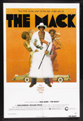 "Movie Posters:Blaxploitation, The Mack (Cinerama Releasing, 1973). One Sheet (27"" X 41"").Blaxploitation. Starring Max Julien, Richard Pryor, Carol Speed,..."