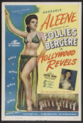"Movie Posters:Sexploitation, Hollywood Revels (Roadshow Attractions, 1946). One Sheet (27"" X41""). Sexploitation. Starring Aleene, Harry Arne, Peggy Bond..."