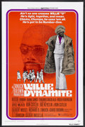 "Movie Posters:Blaxploitation, Willie Dynamite (Universal, 1974). One Sheet (27"" X 41"").Blaxploitation. Starring Roscoe Orman, Diana Sands, ThalmusRasula..."