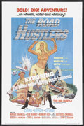 "Movie Posters:Action, The Road Hustlers (Saturn Productions, 1968). One Sheet (27"" X 41""). Action. Starring Jim Davis, Scott Brady, Bruce Yarnell,..."