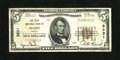 National Bank Notes: , Beloit, KS - $5 1929 Ty. 1 The First NB Ch. # 3231...