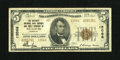 National Bank Notes: , Saint Louis, MO - $5 1929 Ty. 2 The Security NB Savings & TC Ch. # 12066...