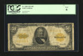 Large Size:Gold Certificates, Fr. 1200 $50 1922 Gold Certificate PCGS Good 06....