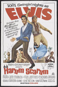 "Movie Posters:Elvis Presley, Harum Scarum (MGM, 1965). One Sheet (27"" X 41""). Elvis Presley.Starring Elvis Presley, Mary Ann Mobley, Fran Jeffries and M..."