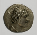 Ancients:Ancient Lots  , Ancients: Lot of two Seleukid tetradrachms.... (Total: 2 coins)