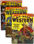 Pulps:Western, Big-Book Western Magazine File Copies Group (Popular Publications, 1938-53) Condition: Average FN.... (Total: 33 Items)