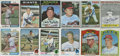 Autographs:Sports Cards, 1970-1974 Topps Baseball Signed Cards Collection (438). ...