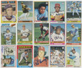 Autographs:Sports Cards, 1975-1979 Topps/SSPC Baseball Signed Cards Collection (521)....