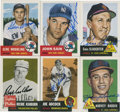 "Autographs:Sports Cards, 1991 ""1953"" Topps Archives Signed Cards Collection (412). ..."